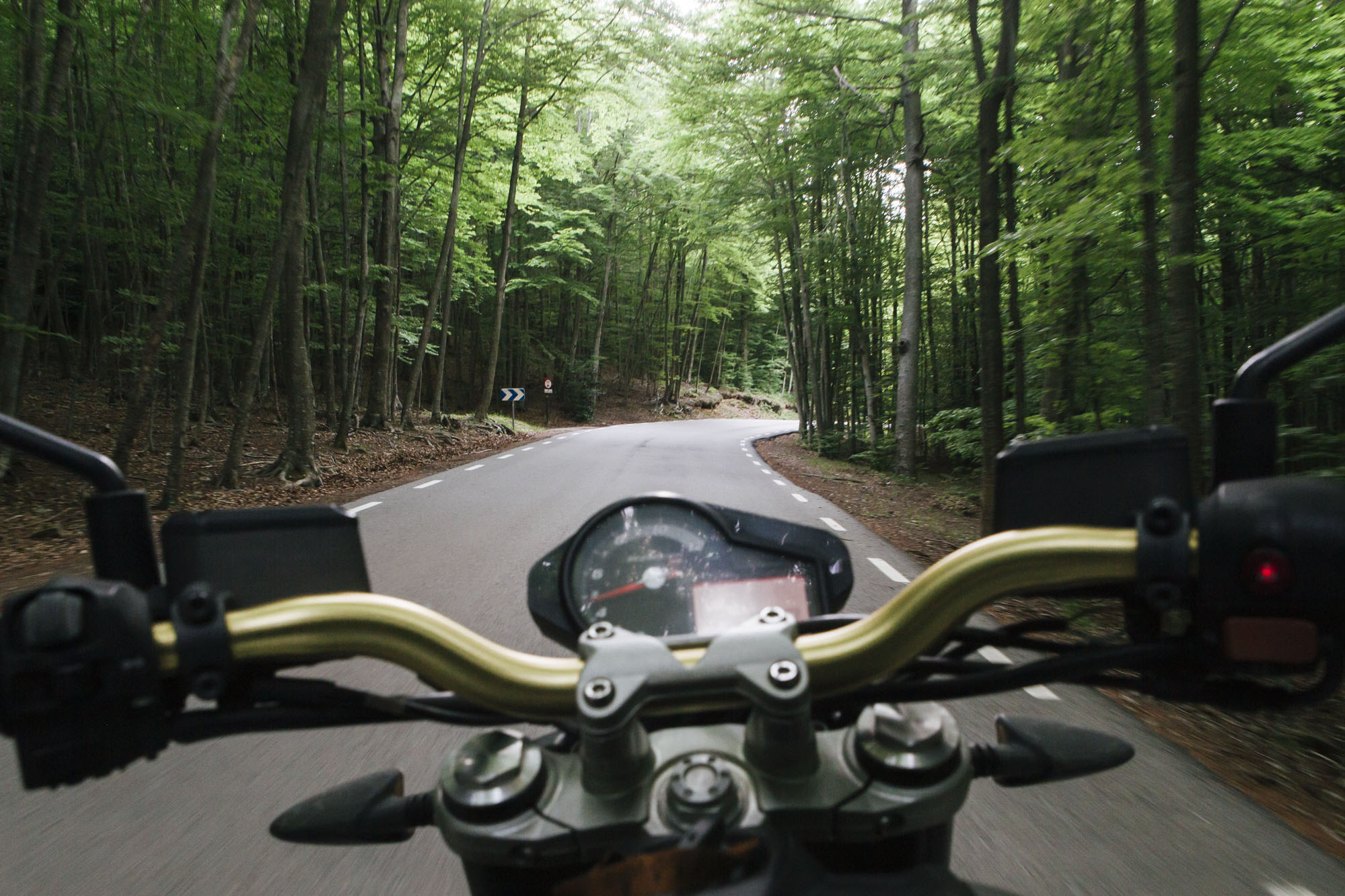 rutas en moto barcelona